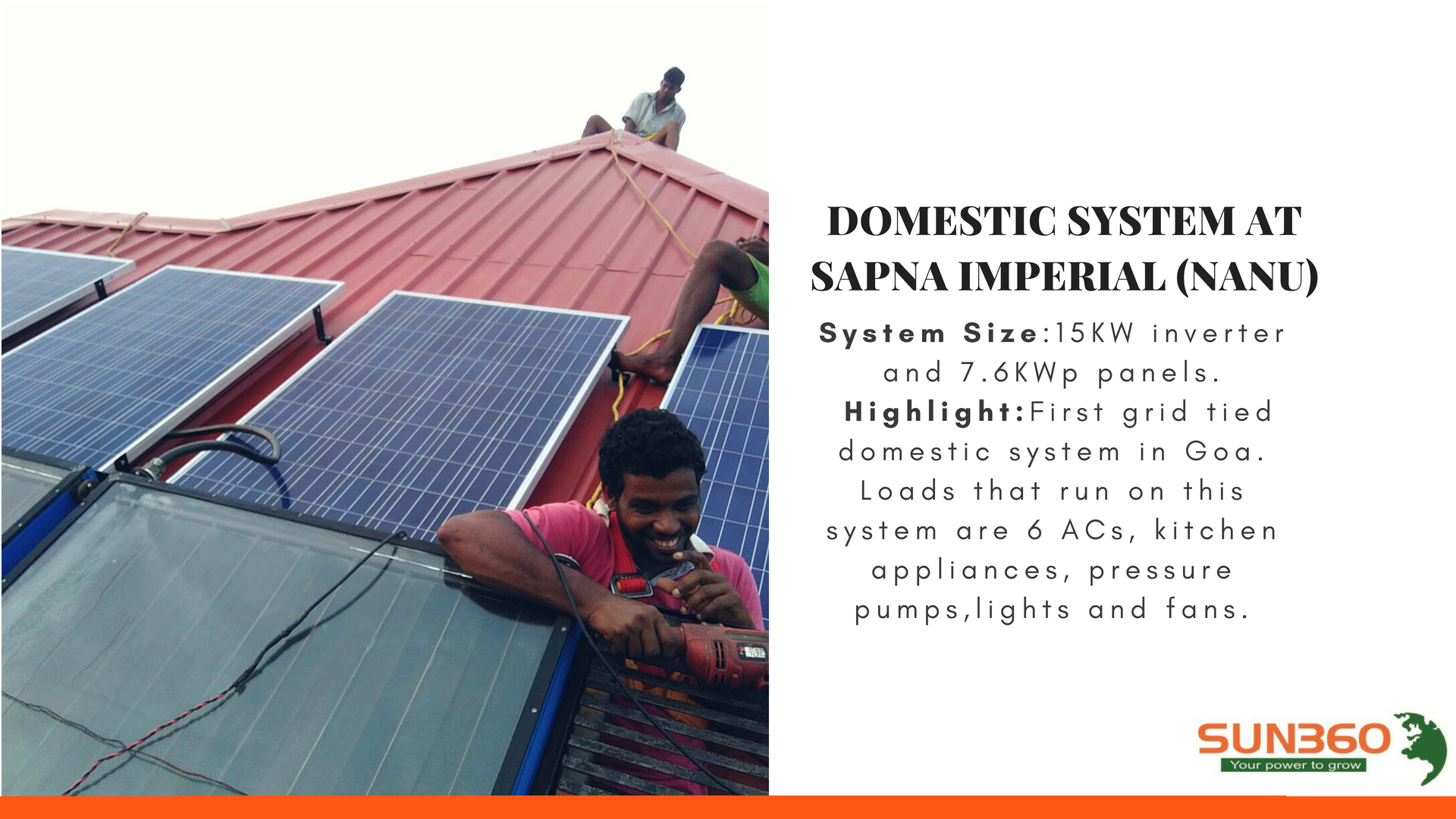 Domestic System at Sapna Imperial